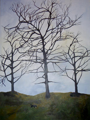 Branches - Mary Powers-Holt